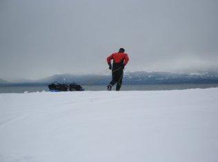 Winter time in southeast Alaska. Photo: Sherry Tamone.